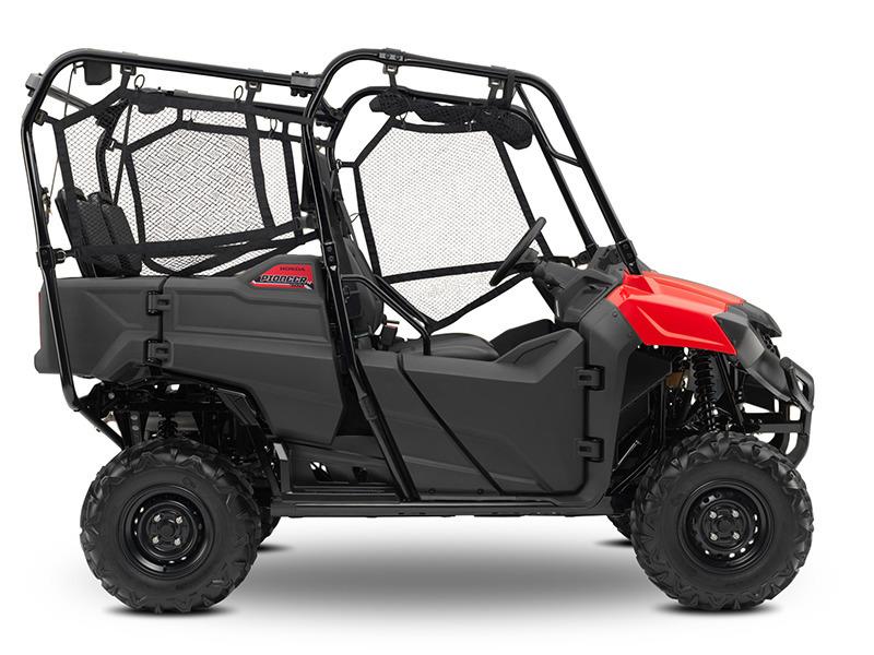 honda pioneer 700 4x4 4 seater motorcycles for sale. Black Bedroom Furniture Sets. Home Design Ideas
