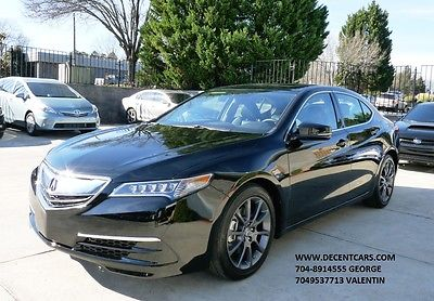 2015 Acura TLX TLX V-6 TECH EDITION 2015 ACURA TLX V6 TECH EDITION WITH ALL POSSIBLE OPTIONS FOR THE MODEL 20K MILES