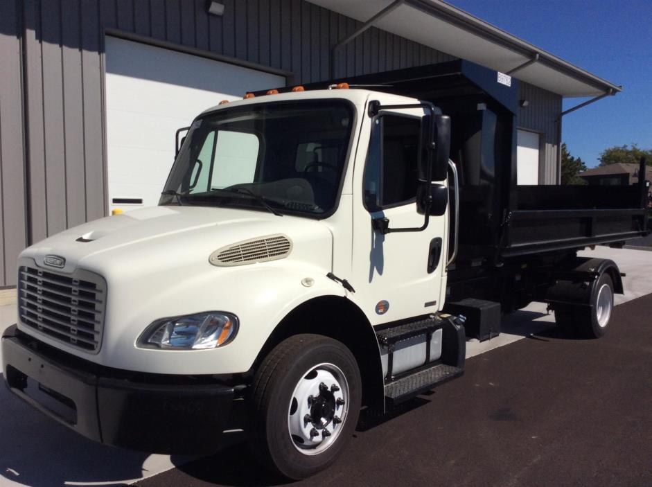2011 Freightliner M2  Roll Off Truck