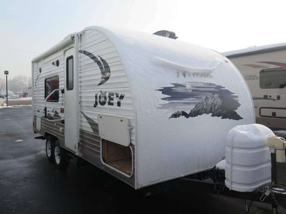2012 Skyline Nomad Joey Select 196