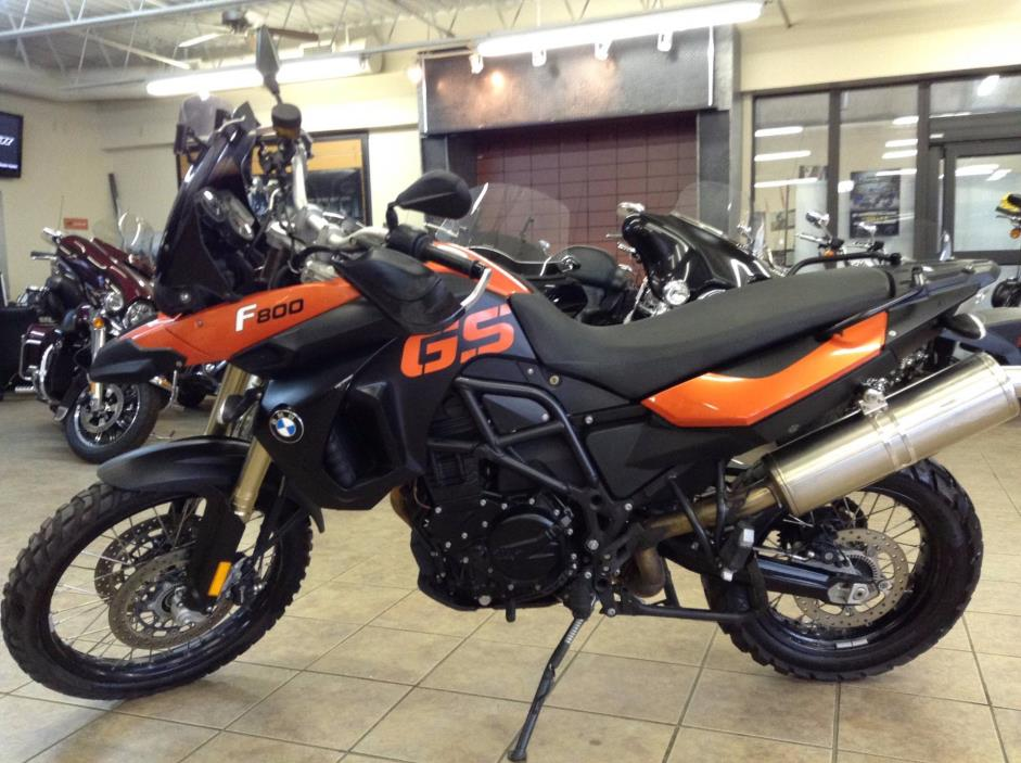bmw f800 gs motorcycles for sale in oklahoma. Black Bedroom Furniture Sets. Home Design Ideas