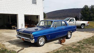 1966 Chevrolet Nova 1966 Chevy II Nova 355sbc TH350