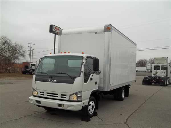 2007 Isuzu Npr Hd Box Truck - Straight Truck