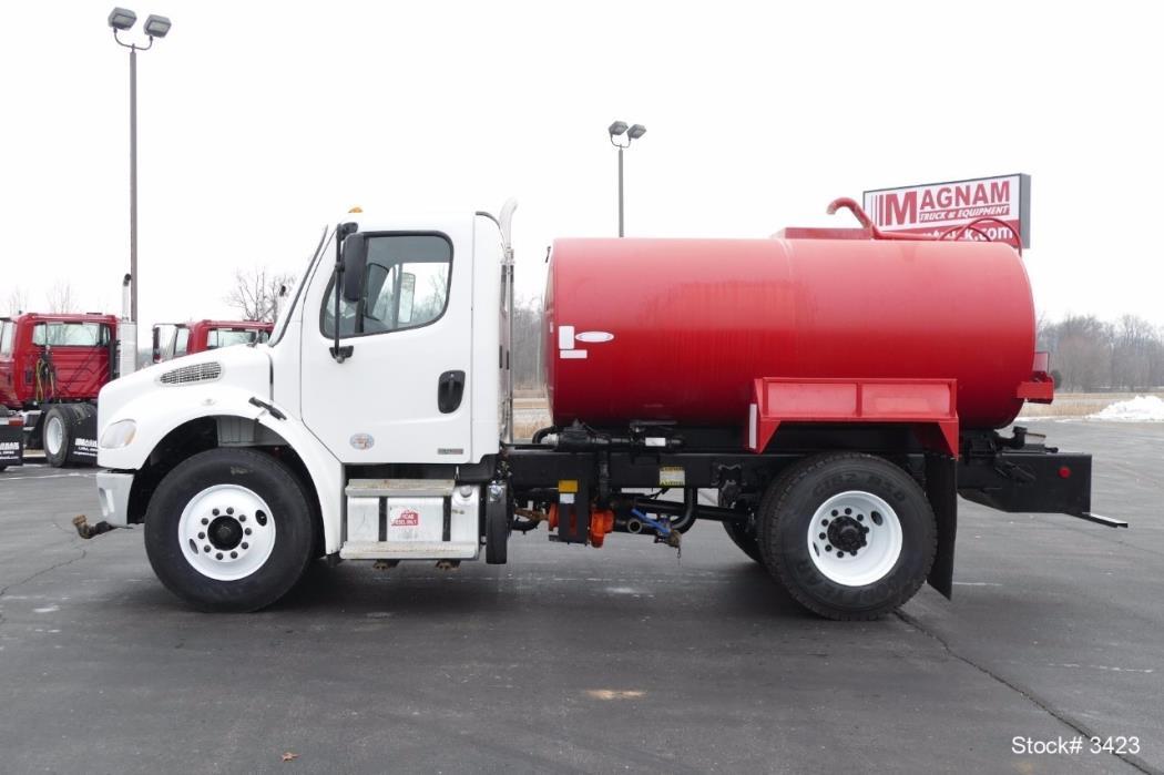 2012 Freightliner Business Class M2 106 Tanker Truck