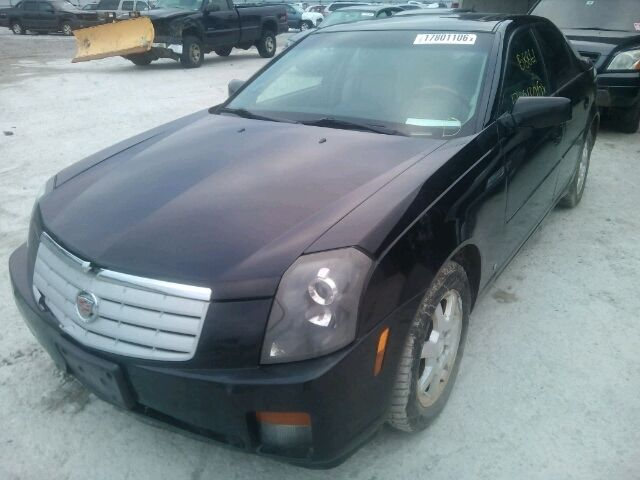 2007 Cadillac CTS  2007 CADILLAC CTS + LOADED + LEATHER + EASY FIX