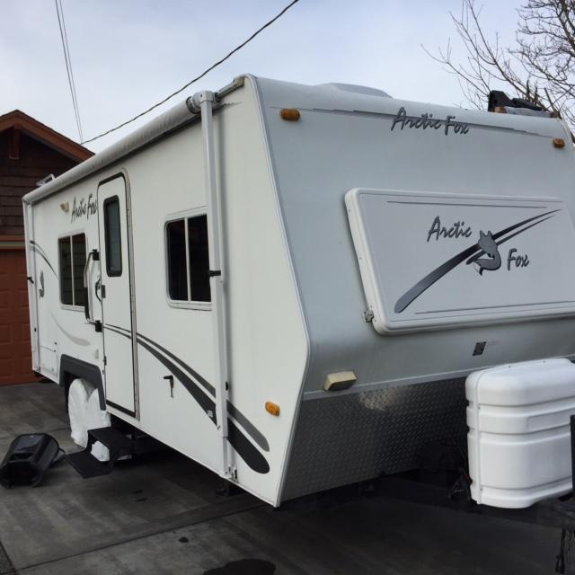 Northwood Mfg Arctic Fox Rvs For Sale In Washington