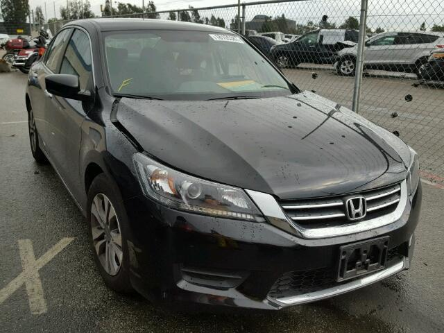 2015 Honda Accord LX 2015 HONDA ACCORD LX + EXCELLENT CAR + SALVAGE REPAIRABLE + RUNS AND DRIVES!