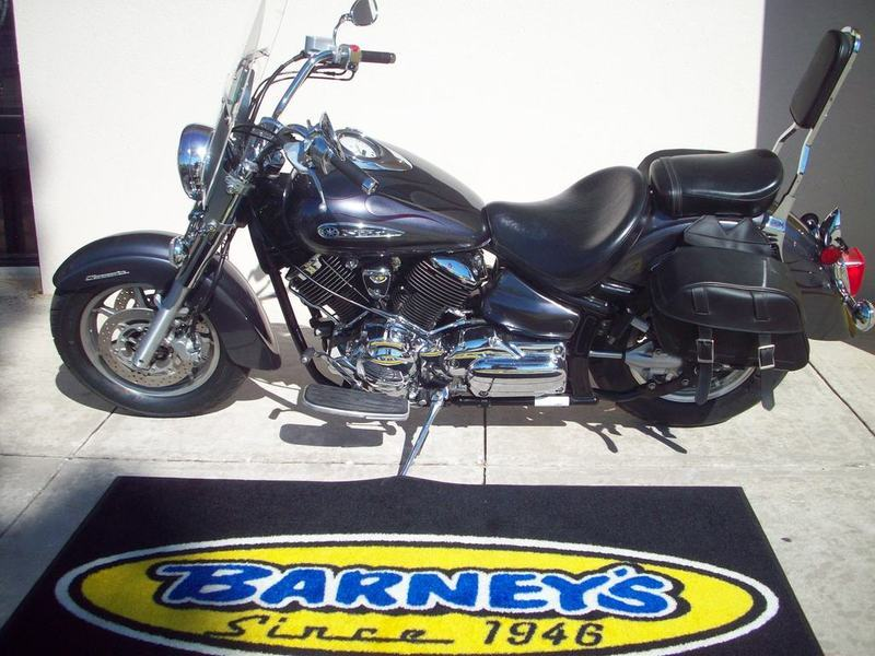 Yamaha v star 1100 classic motorcycles for sale in tampa for Yamaha dealer tampa