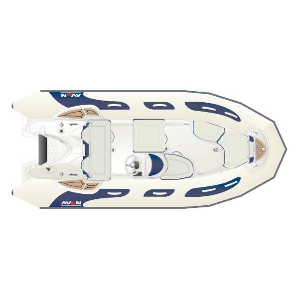 2017 Avon Seasport 440 Deluxe NEO 60hp On Order