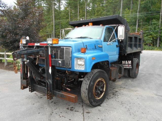 1993 Chevrolet Kodiak C7500 Dump Truck