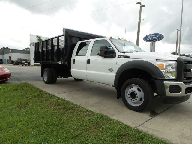 2015 Ford F-550sd  Cab Chassis