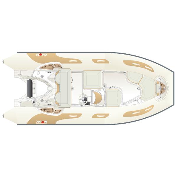 2017 Avon Seasport 490 Deluxe NEO 90hp On Order