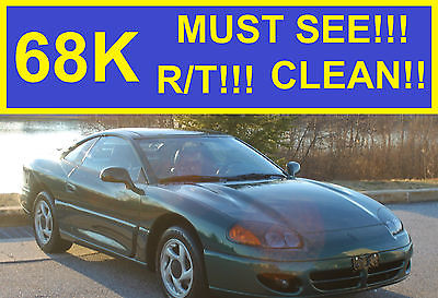 1995 Dodge Stealth R/T Hatchback 2-Door 1995 DODGE STEALTH R/T MUST SEE!!! LOW MILES!!! MITSUBUSHI 3000 GT  96 97 98 94
