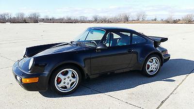 1992 Porsche 911 Turbo Coupe 2-Door 1992 Porsche 911 Turbo Coupe 3.3L One owner car 67k orig miles