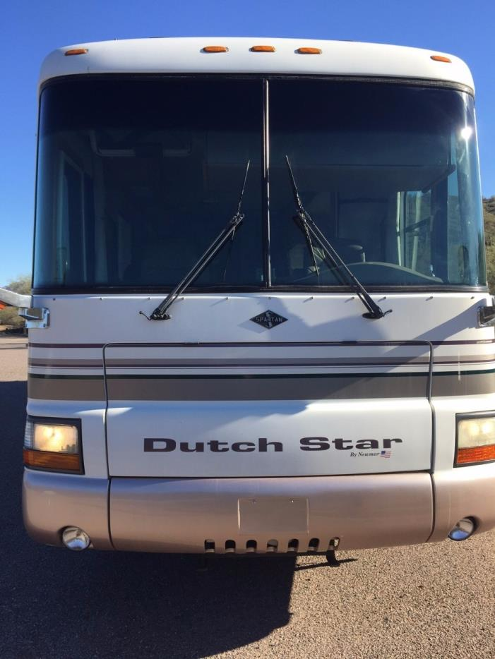1999 Newmar DUTCH STAR 3865DP, 1