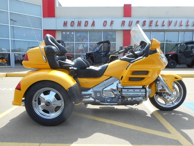 2003 Motor Trike GL1800 Goldwing