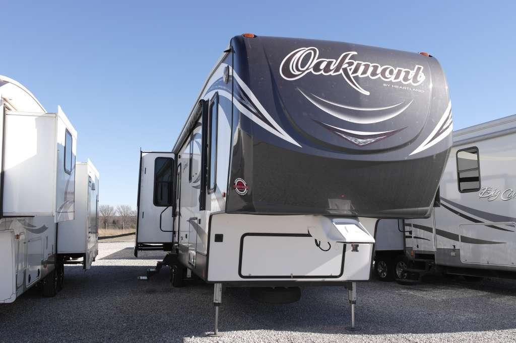 2016 Heartland Oakmont 390 MBL