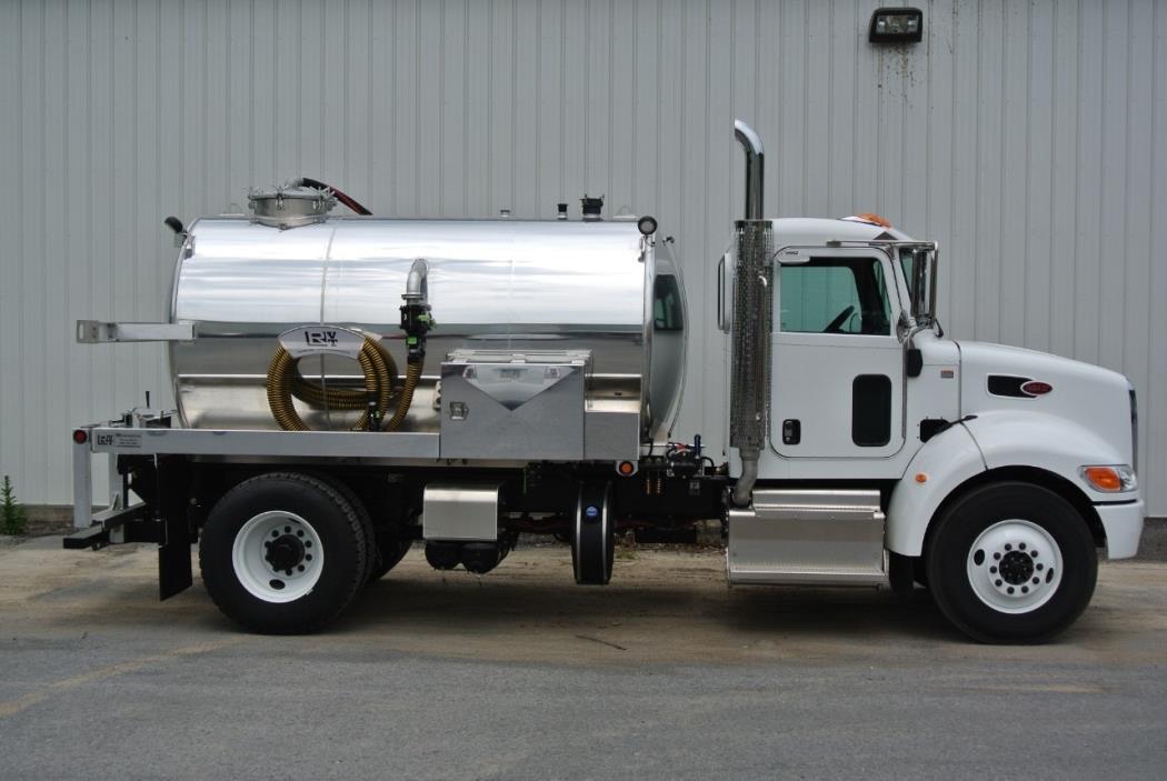 2016 Peterbilt 337  Vacuum Truck