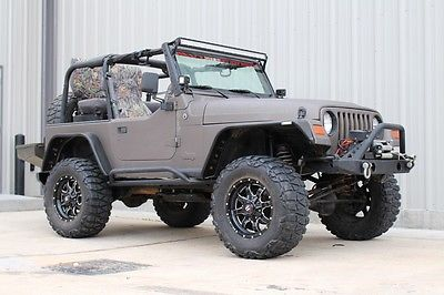 1997 Jeep Wrangler Kevlar Coated Body 4