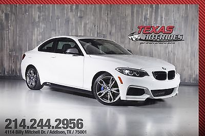 2014 BMW M235i Base Coupe 2-Door 2014 BMW m235i 235I Coupe! Extremely clean! MUST SEE!