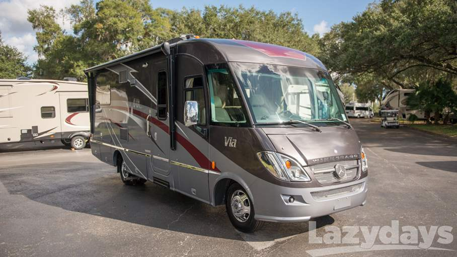 2015 Winnebago Via 25T