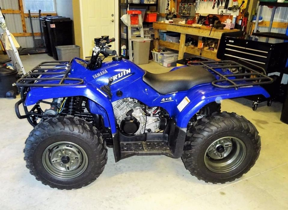 Yamaha Bruin 350 >> Yamaha Bruin 350 Auto 4x4 Motorcycles For Sale In West Virginia