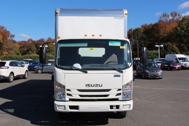 2017 Isuzu Truck Dry Freight Box Isuzu  Box Truck - Straight Truck