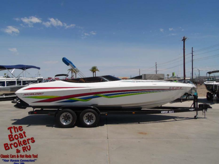 Nordic 25 Rage Boats For Sale