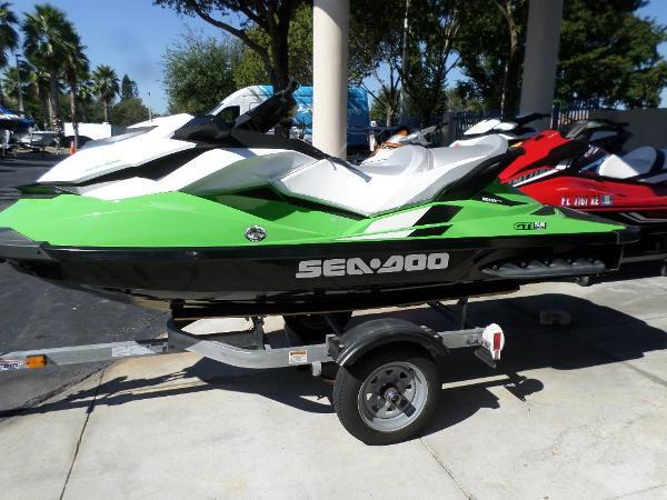 2014 Sea-Doo GTI 130 SE