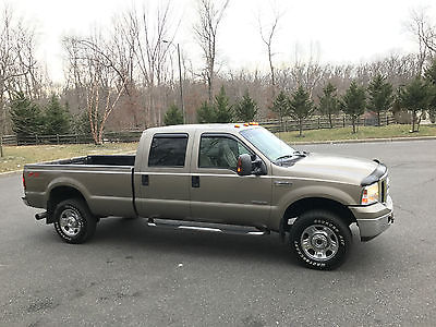 2007 Ford F-350 XLT Crew Cab Pickup 4-Door 2007 Ford F-350 Super Duty XLT Crew Cab Pickup 4-Door 6.0L