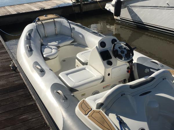 2016 ZODIAC Yachtline 470