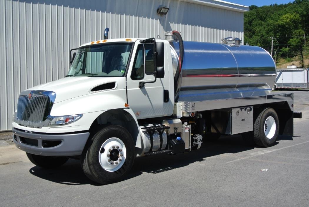 2015 International 4300  Vacuum Truck