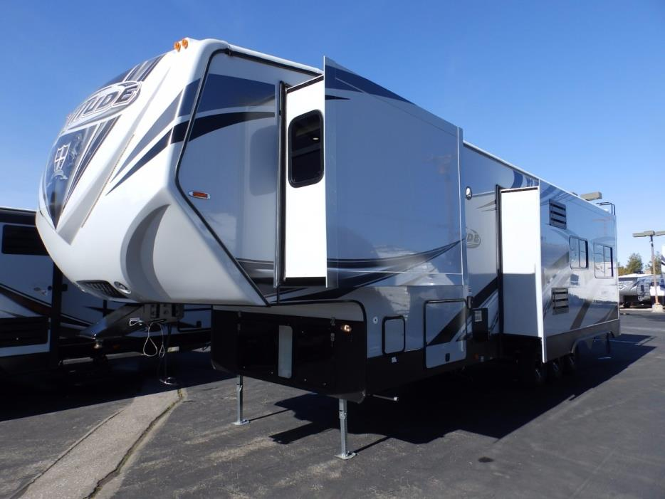 2018 Eclipse Recreational Vehicles ATTITUDE 35GSG, 2 SLIDES, 2 AC UNITS, 160 WATT SOLAR