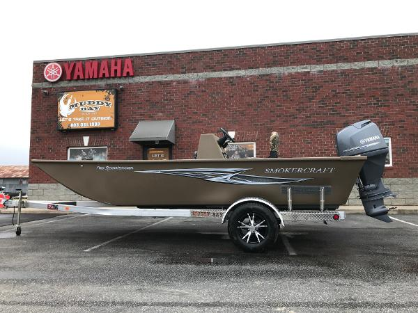 Smoker Craft 1866 Sportsman Boats For Sale