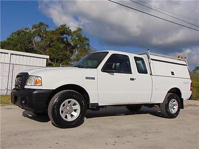 2009 Ford Other Pickups 4X4 AUTO - 4.0 LITER EXTENDED CAB V6 CYLINDER 2009 FORD RANGER 4X4