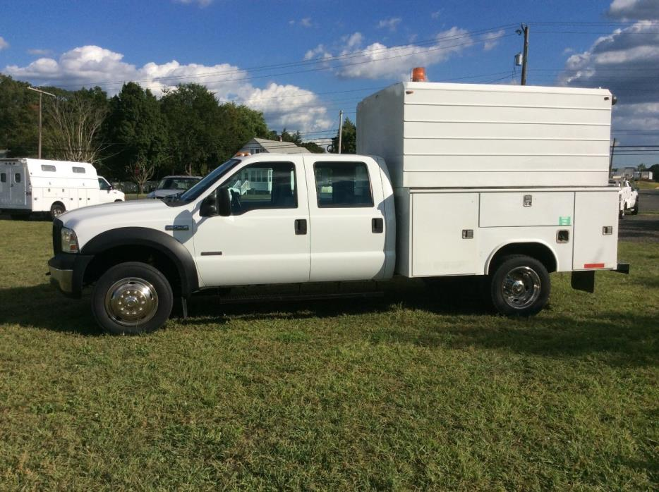 2007 Ford F450 Mechanics Truck