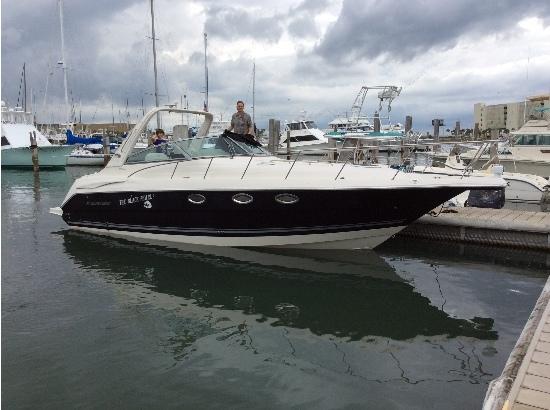 2006 Monterey 322 CR