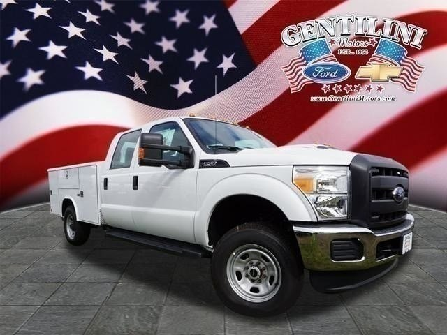 2016 Ford Super Duty F-350 Srw Mechanics Truck