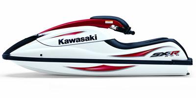 2004 Kawasaki 800 SX-R