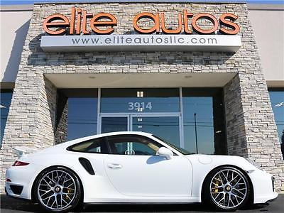 2015 Porsche 911 Turbo S TURBO S Loaded only 4k miles CHAMPION UPGRADE 600HP As-New
