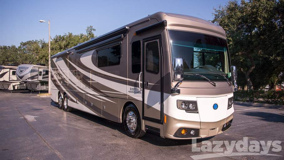 2016 Holiday Rambler Scepter 43SG, 0