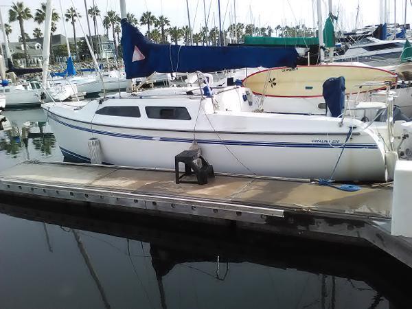 1998 Catalina 250
