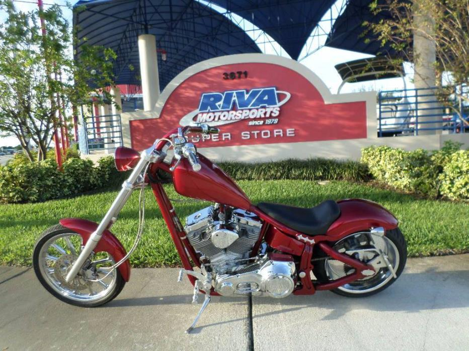 2005 Swift Bar Chopper Softail