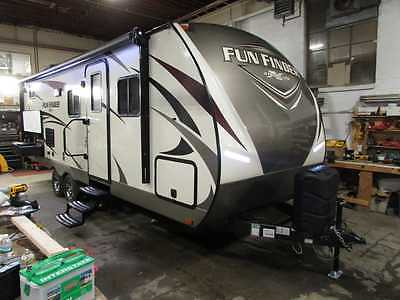 New 2017 Cruiser Fun Finder, Model Extreme-Lite 23BH