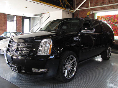 2012 Cadillac Escalade Premium One owner California car CARFAX CERTIFIDE no accidents