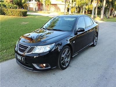2008 Saab 9-3 TurboX 2008 SAAB 9-3 TURBO X 6 SPEED MANUAL, Jet Black, V6 Cylinder Engine 2.8L