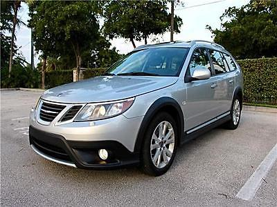 2011 Saab 9-3 9-3X 2011 SAAB 9-3X AWD AUTOMATIC TRANS, ONLY 67K Miles, EXCELLENT CONDITION