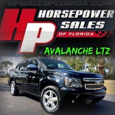 2008 Chevrolet Avalanche 4WD Crew Cab LTZ 2008 Chevrolet Avalanche 4WD Crew Cab LTZ