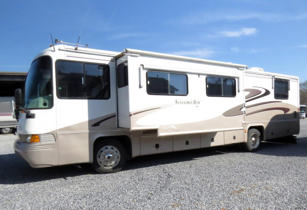2001 Tiffin Motor Homes ALLEGRO BAY 37DB