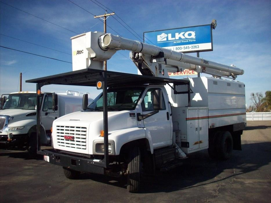 2005 Gmc C7500  Chipper Truck